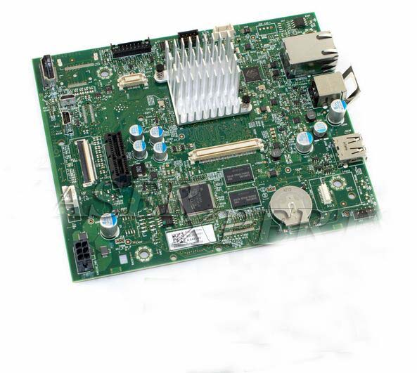 Used 90% New original formatter board For HP M552 M553 M552DN M553DN B5L23-67901 printer parts on sale samsung rs 552 nruasl