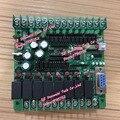 ПЛК МПК доска микроконтроллер платы управления реле плата ПЛК SRD24VDC FX1N-20MR FX1N 20MR