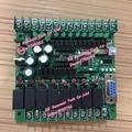 PLC IPC board microcontroller control board relay board PLC   SRD24VDC FX1N-20MR  FX1N 20MR