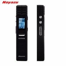 Noyazu оригинальный X1 долгое время 550 часов Запись 8 ГБ Профессиональный Цифровой Аудио Голос Регистраторы мини MP3-плеер Хорошее качество