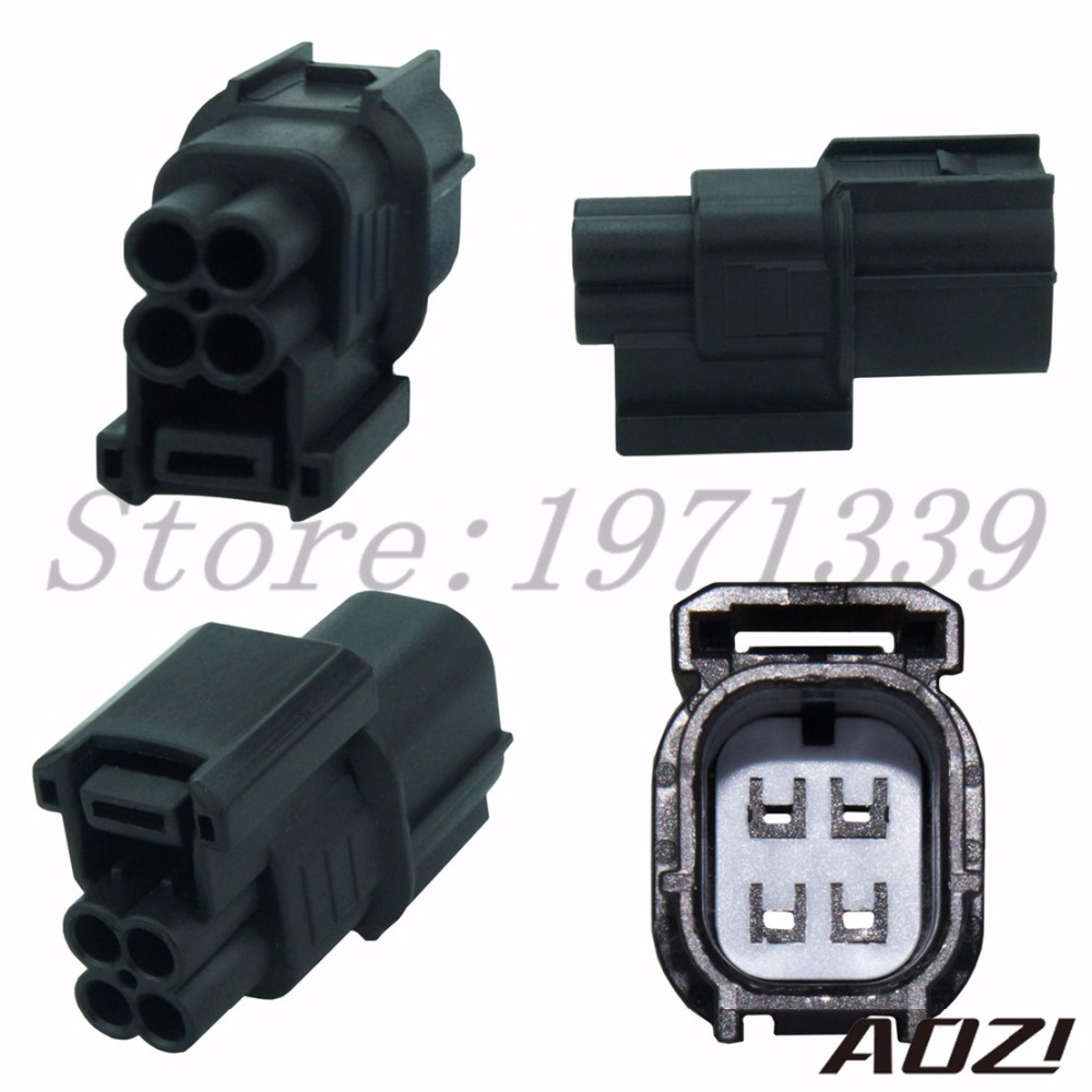 6189 7039 Plastic Connector Four Pins 1mm Series Auto Wire Harness  Waterproof Enhanced Seal Connectors Female Adapter 6188 4776-in Connectors  from Lights ...