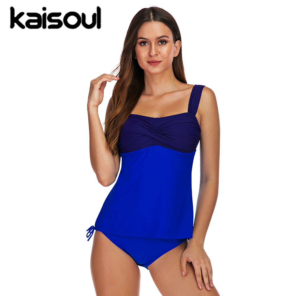 Sexy Bikini Swimwear Two Pieces Women Swimsuit Plus Size Push Up Print Swimming Beachwear New Arrival Vintage Padded Spuare Neck