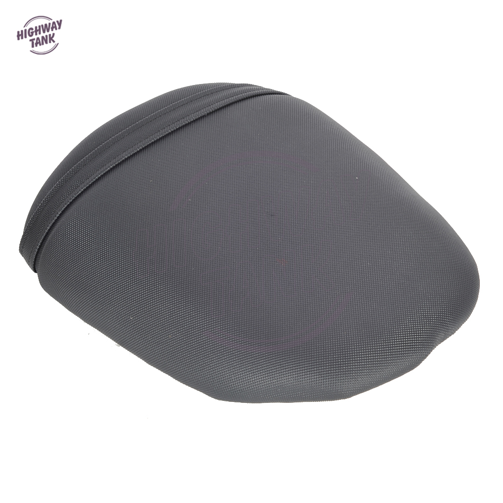 Motorcycles Rear Seat Cover Motocross Racing Passenger Seat Cushion Covers Case for SUZUKI SV400 SV600 1998-2002