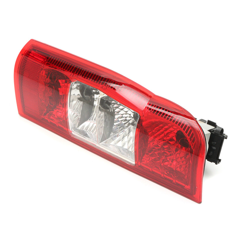 Car RED Tail  Left Rear Bumper Reflector Lamp Brake Light Rear Fog Lights For Ford TRANSIT VAN Mk7 2000-2006 geely emgrand 7 ec7 ec715 ec718 emgrand7 e7 car right left taillights rear lights brake light original
