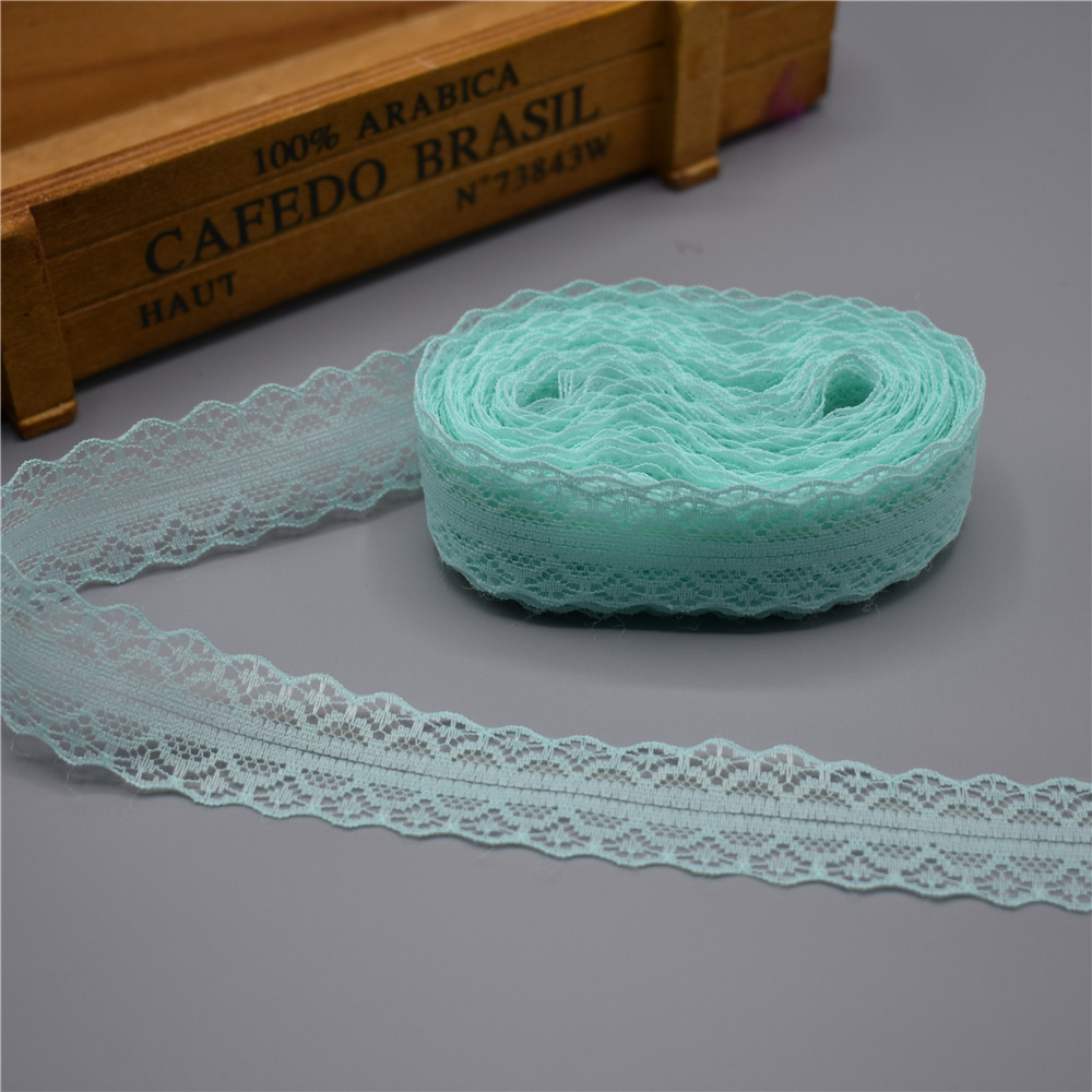 HTB1Qs2KmYGYBuNjy0Foq6AiBFXa8 High quality 10 yards Lace Ribbon Tape Width 28MM Trim Fabric DIY Embroidered Net Cord For Sewing Decoration african lace fabric
