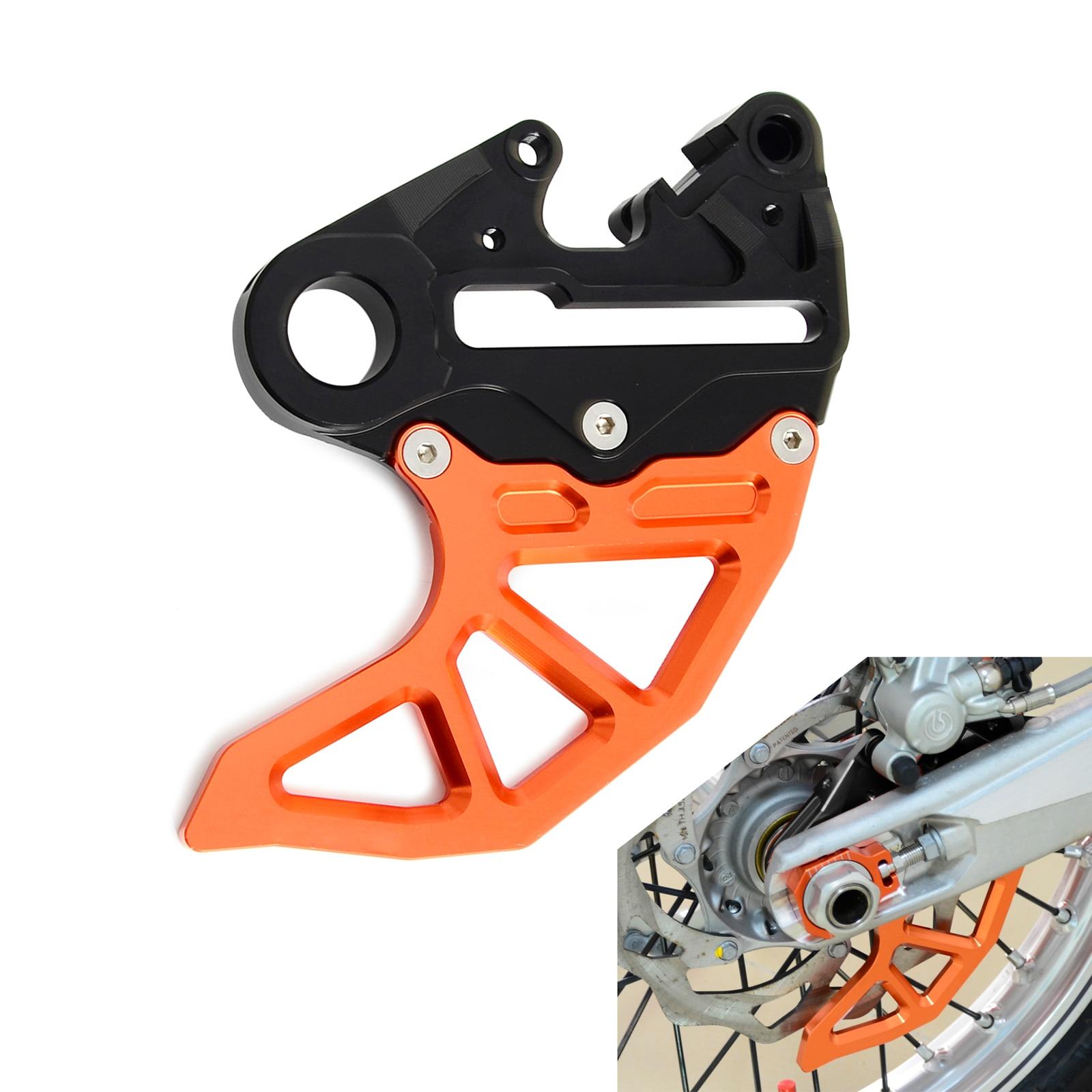 Disque De Frein arrière Garde Support D'étrier Pour KTM 125 200 250 300 390 450 530 SX SXF XC XCF EXC EXCF XCW XCFW Husqvarna Husaberg