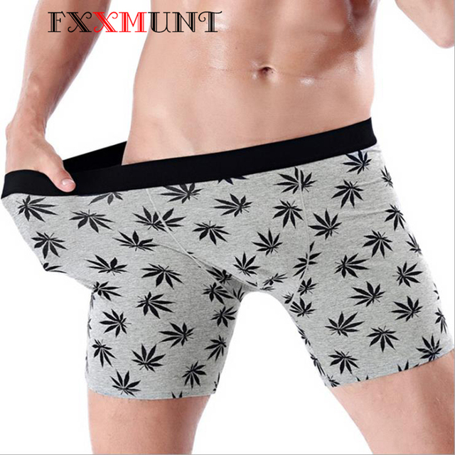 5bc6f9969b12 Aliexpress.com : Buy Men Boxer Long Underwear Cotton Ethika Male Boxer  Shorts Underpants 365 Men Cueca Boxer Homme Pouch Men's Underwear Trunks  4XL from ...