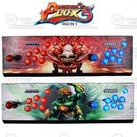 Pandora's Box 5 Arcade Console 960 in 1 Sanwa Joystick Arcade LED Buttons with 2 Players Zero Delay Controller HDMI / VGA Output