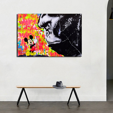 Alec Monopoly Modern Art Wall Canvas Posters And Prints Painting Decorative Picture For Office Living Room Home Decor