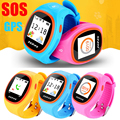 "S866 1.2"" inch Android IOS 240*240 Colorful GPS Smartwatch for Kids Tracking Watch Children Security SOS FW1S"