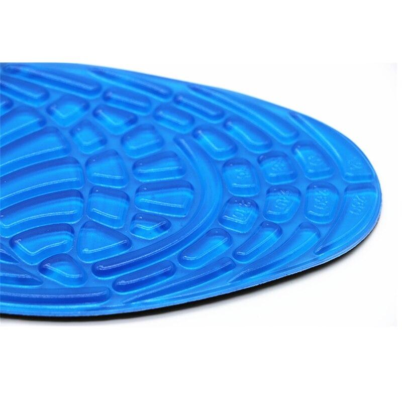 1 пара Стельки для обуви ортопедических Arch Поддержка массажные силиконовые противоскользящие гель мягкие спортивные стельки Pad стопы Средс...
