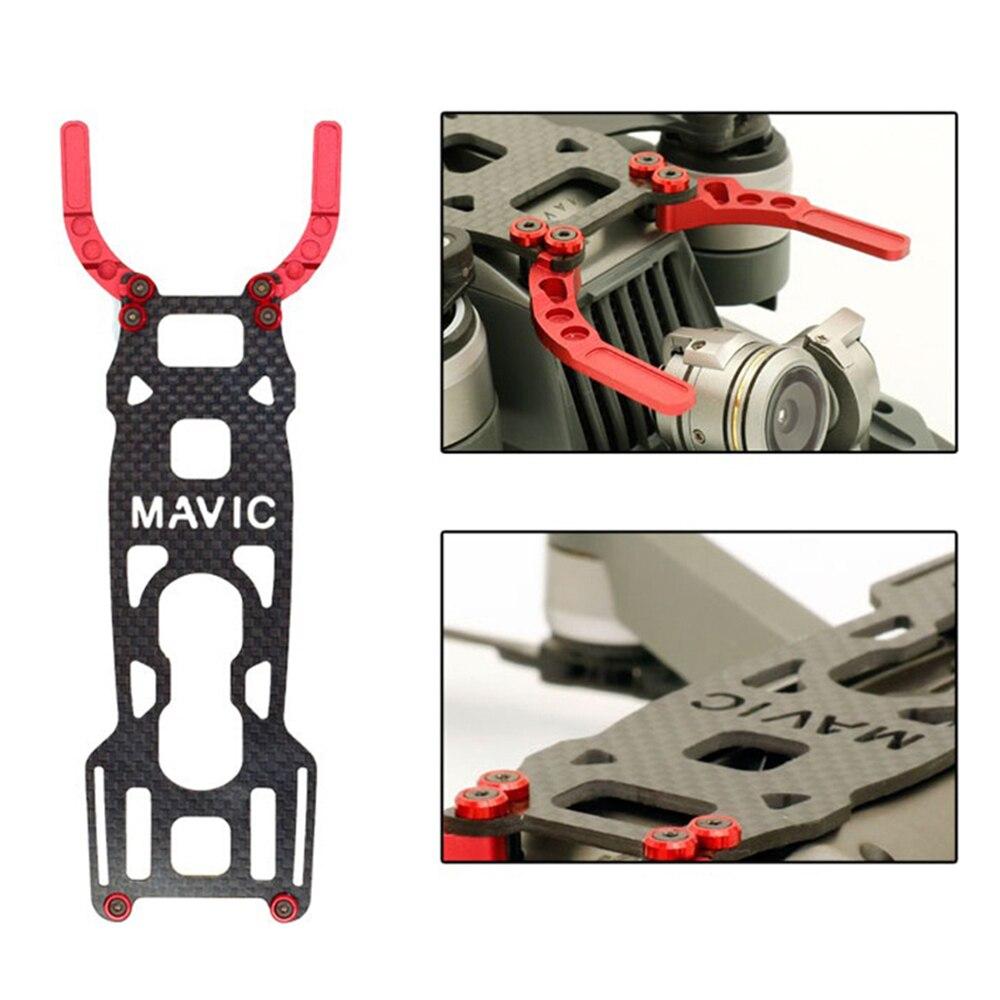 3K Carbon Fiber Protective Gimbal for DJI Mavic Pro Protect Board Gimbal Guard Pad Protector for DJI MAVIC PRO Drone Accessories