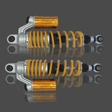 Универсальный 12.5 «320 мм Мотоциклов Воздуха Амортизатор для yamaha suzuki kawasaki хонде