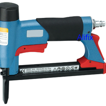 High Quality Long Nose Fine Wire Air Stapler Gun 71/16-436LN