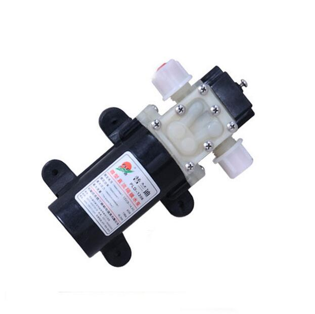 12V 24V Mini DC Water Pump for agriculture UAV Plant protection UAV Drone Fog machine Excess pressure reflux water pump садовая химия zi jane plant protection station 38 200g 80%