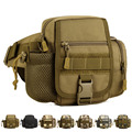 Military 1000D Nylon New Men Fanny Waist Pack Belt Travel Assault Molle Vintage Designer Messenger Shoulder Water Bottle Bag