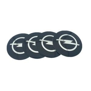 Image 2 - 4pcs 56.5mm 65mm For Renault Honda BMW Mercedes Benz Toyota HYUNDAI PEUGEOT Car Wheel Hub Core LOGO Emblem Sticker Car styling