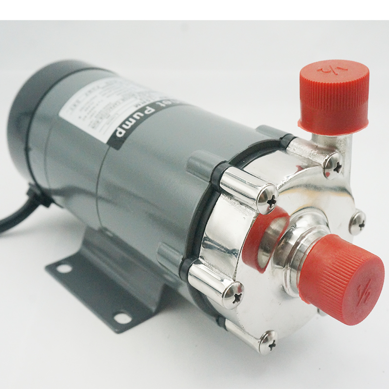 High Temperature  MP-15RM Homebrew Stainless Steel Magnetic Drive Pump
