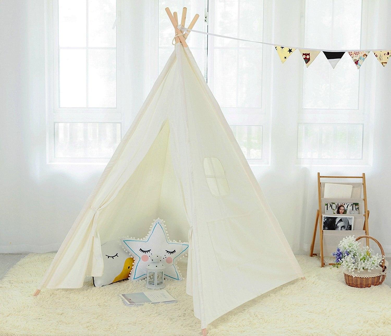 Dalos Droom Hotsale Teepee Tent Voor Kids Kinderen Speelhuis Tent