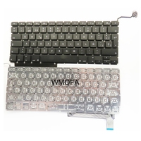 SP Black New Spain Laptop Keyboard For APPLE MD103 MD104 MD318 MD332 MC118 MC723 MB471