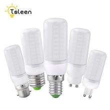 Giá Rẻ Siêu Bóng Đèn LED E27 E14 220V LED SMD 5730 Đèn B22 GU10 G9 AC 110V 5730SMD LED ngô Bóng Đèn Sáng Đèn Chùm 220 230V