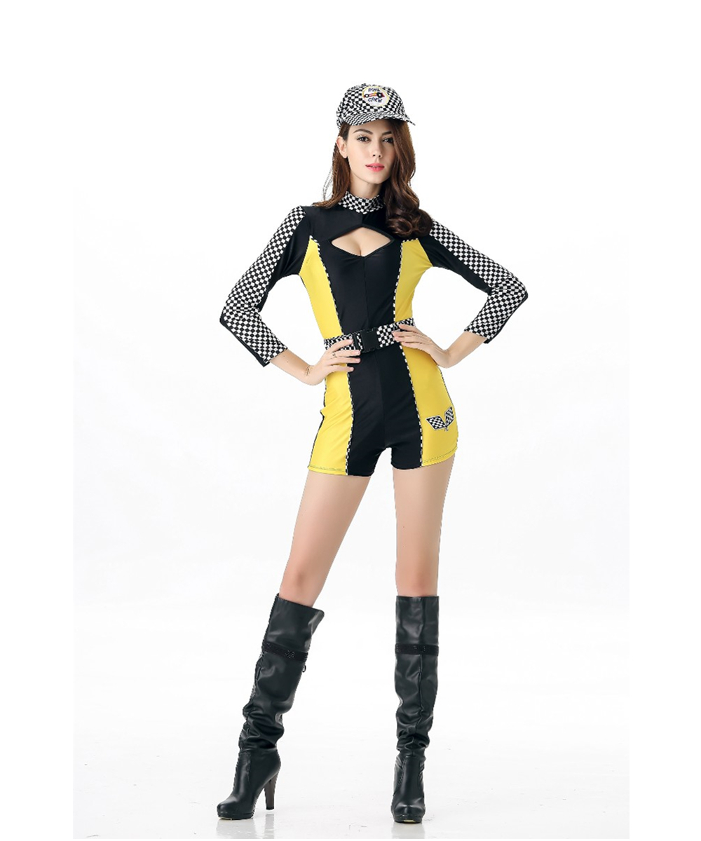 Femme nascar racing sexy