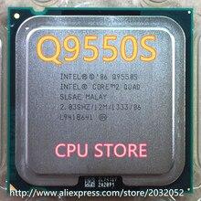 Intel Core 2 Quad Q9550S 65 W/2,83G/Quad-Core/SLGAE/Processor LGA775 cpu(Рабочая