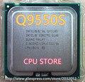 Intel Core 2 Quad Q9550S 65W/2.83G/Quad-Core/SLGAE/Processor LGA775 CPU (working 100% Free Shipping)
