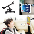 "Universal 7-11"" Soporte Tablet Car Stand For iPad For Samsung Tab For Google Xiaomi Huawei Car Headrest Mount Holder"