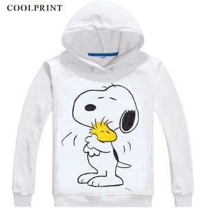 Image 5 - PEANUTS Mens Hoodies Charlie Brown Woodstock Charles Monroe Sparky Anime Sweatshirt Streetwear Custom Hoodie Costume Hooded