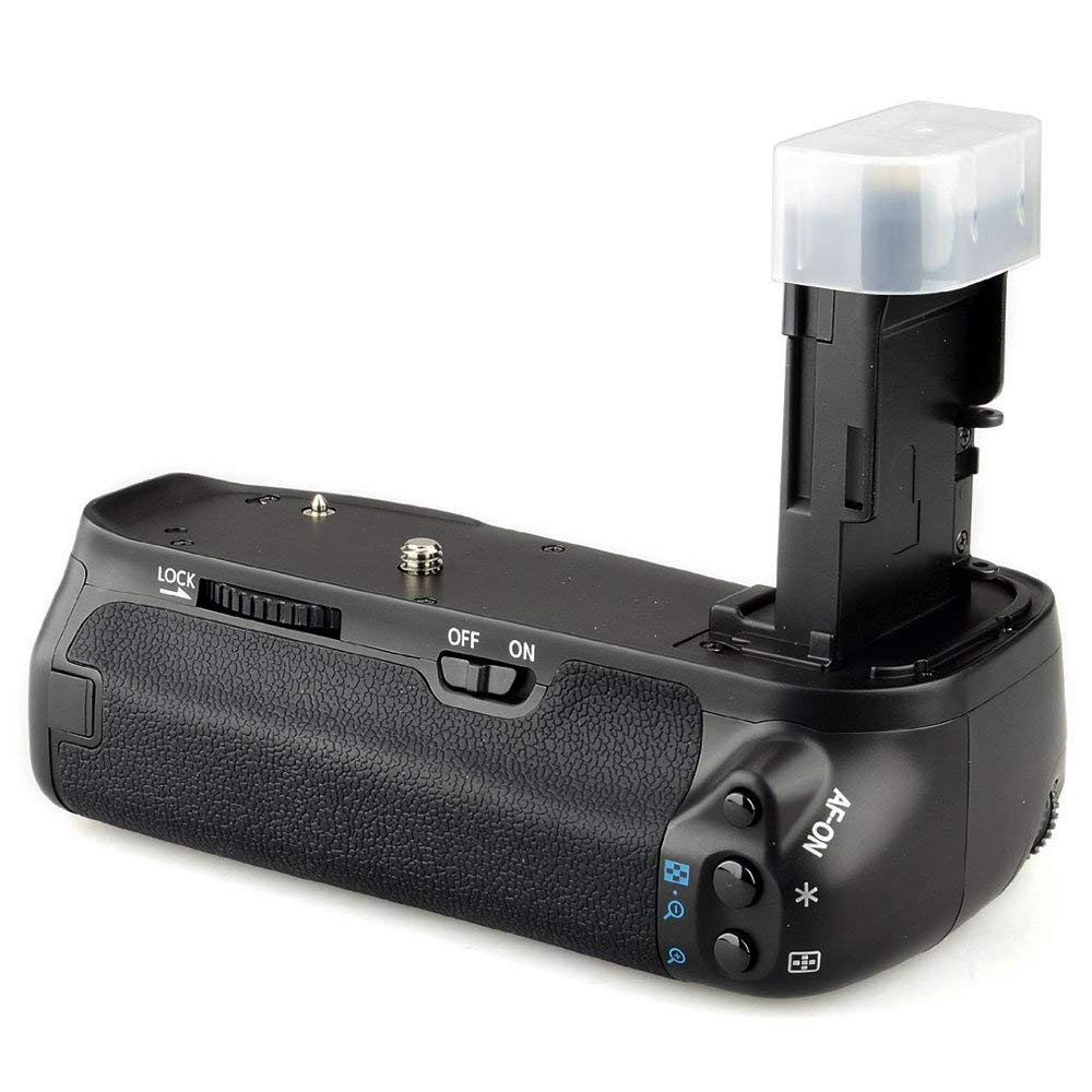 MEKE Meike MK 6D Vertical Battery Grip Holder para Canon 6d