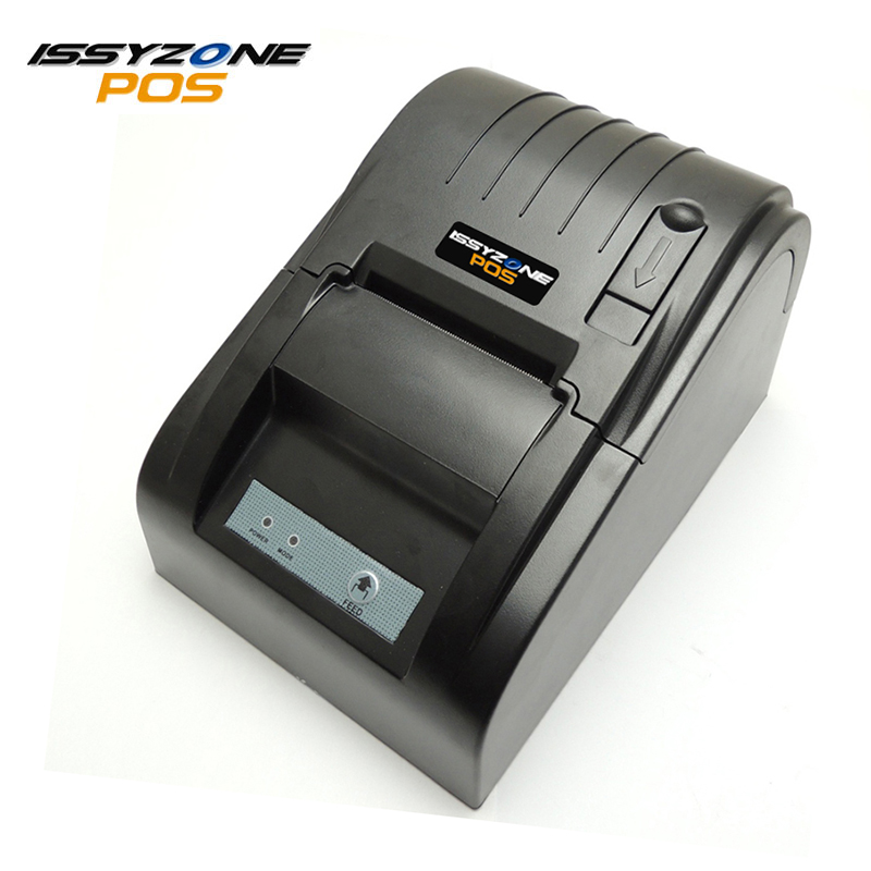 ISSYZONEPOS 58mm Thermal printer USB / Parallel / Serial / Bluetooth (optional) Receipt printer Bill printer ITRP002 laptop battery for sonyp vgpvgp bpl21 vg bps21 vgp bps21a vgp bps21 s bps21a b vgp bps21b battery