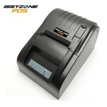 ISSYZONEPOS 58mm Thermal printer USB / Parallel / Serial / Bluetooth (optional)  Receipt printer Bill printer ITRP002 58mm ethernet thermal receipt printer 120mm s line thermal printing usb thermal printer