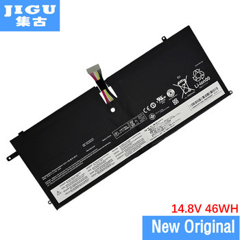 JIGU 45N1070 45N1071 4ICP4/51/95 Original Laptop Battery For Lenovo ThinkPad New X1 Carbon X1C 14.8V 46WH image