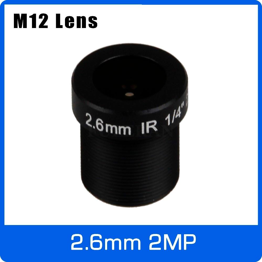 2Megapixel M12 Fixed 1/4 inch 2.6mm 120 Wide Angle CCTV Lens For OV9712/OV9732/H42 HD 720P CCTV Camera Free Shipping electrified vlt se2lp replacement projectors lamp with housing for mitsubishi lvp se2 lvp se2u se2 se2u projectors