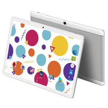 10 inch Octa Core Tablet Preload Google Play Store Android 7.0 3G 4G FDD LTE 4GB RAM 64GB ROM Dual SIM Cards 1280x800 IPS WIFI
