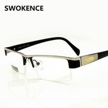 Высокая-конец унисекс Антивозрастная чтение очки Марка Тонкий Асферические трудно смолы покрытие линз пресбиопии очки по рецепту, G590