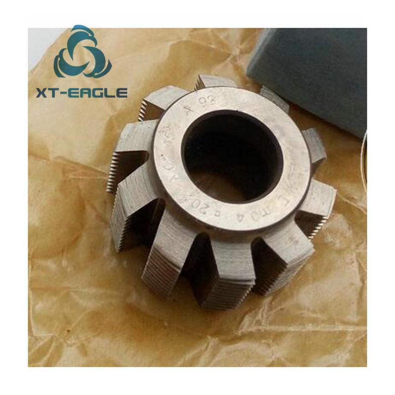 HSS M1 Module Gear Hob Cutter PA20 degree 32 13 hole