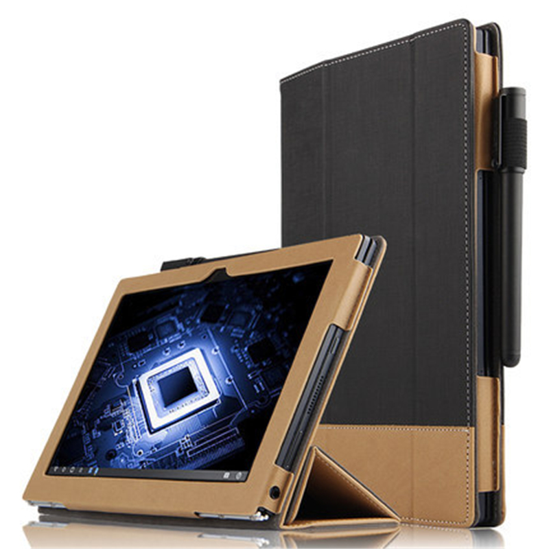 Tablet Case For Lenovo Yoga Book 10.1 Filp PU Leather Cases Cover Ultra-Slim Protective Stand Shell For Lenovo Yoga Book 10.1''