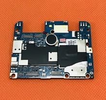 """Gebruikt Originele moederbord 4G RAM + 64G ROM Moederbord voor Elefoon P8 mini MT6750T Octa Core 5.0"""" FHD Gratis verzending"""