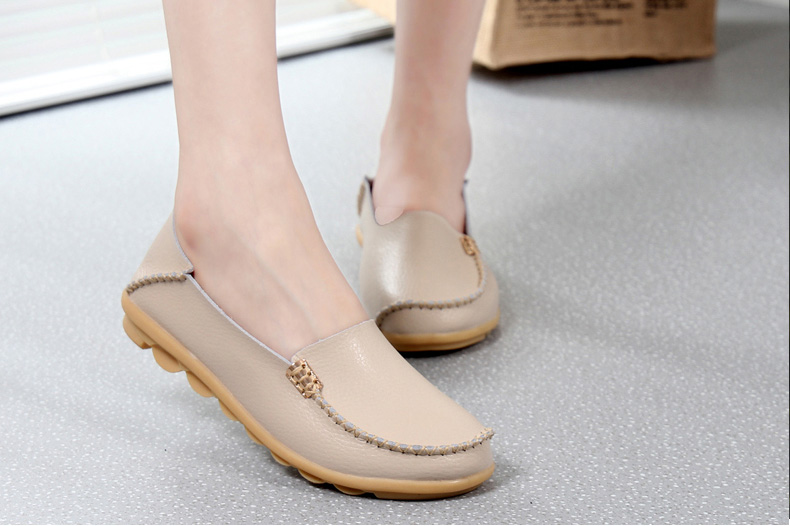 AH912 (29) women's loafers shoe