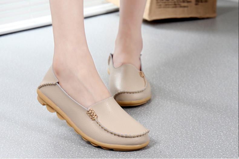 AH912 (29) women's loafers shoe