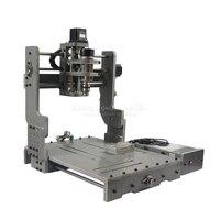 Mini CNC Router 3040 Woodworking Drilling Milling Machine Mach3 CNC Machine Free Tax To Russia
