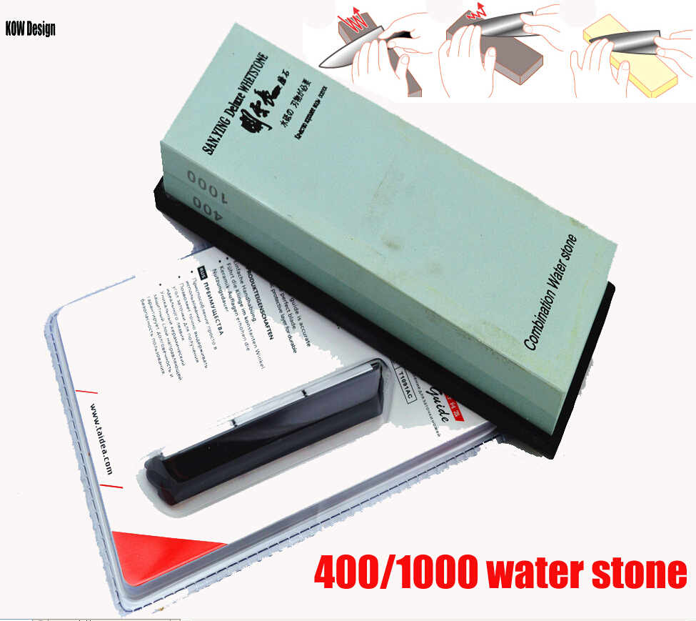 SANYING Fine Polish 400 1000 Grit corundum 7 2 5 1 26in L W H inch