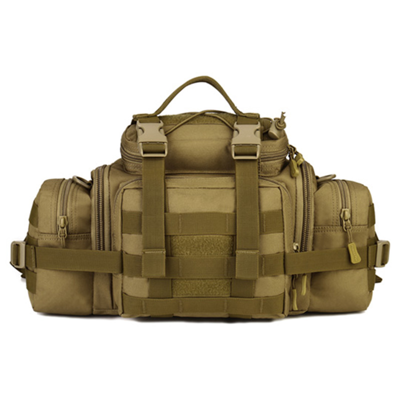 Multi-functional Bag Sports Bag Military Waist Bags Waterproof SLR Cameras Pack BELT BAG Tactics Large Shouder Messenger Bags