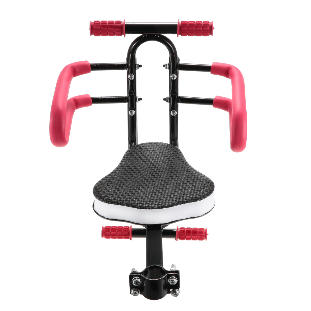 Front Mount Child Bicycle Seat Kids Saddle Quick Release