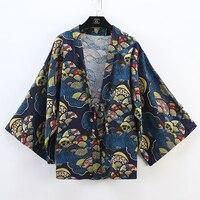 new modern japanese traditional kimono linen clothes original nation school uniform for cosplay new