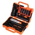 JAKEMY 45 в 1 профессиональный набор инструментов Отвертка Мульти биты для компьютера мобильного телефона инструменты для ремонта Outillage Herramientas