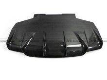 Carbon Fiber Rear Bumper Diffuser Body Kit For Mini cooper Mini Cooper 11y R56 Duell