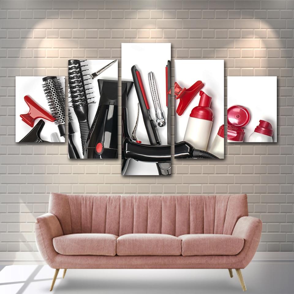 Постеры и картины для салона красоты
